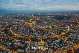 Երևանում 71-հարկանի երկնաքերի հայեցակարգը քննարկվել է էկոնոմիկայի նախարարի հետ