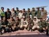 Ռազմական ոստիկաններն Իրանում մասնակցել են «Ճանապարհային պարեկ» մրցույթին