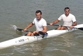 Armenian canoeists make it to World Championship finals
