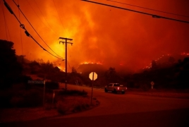 Пожары в Амазонии продолжаются: В тушении задействованы более 43,000 солдат