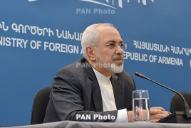 Iran's Zarif tells Trump to drop