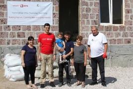 Բնակարանաշինության ծրագրի շնորհիվ Մուրադյանների կիսակառույցը տուն կդառնա