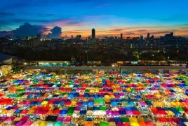 Bangkok, Paris, London: World's most visited cities revealed