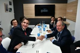 Thales Group-ը կուսումնասիրի ՏՏ ոլորտում ՀՀ փորձն ու հաջողությունները