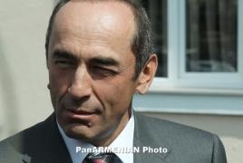 Փաստաբանները միջնորդել են վերացնել Քոչարյանի խափանման միջոցը և դադարեցնել քրհետապնդումը