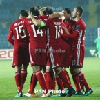 UEFA European qualifiers: Armenia move up to third spot in Group J