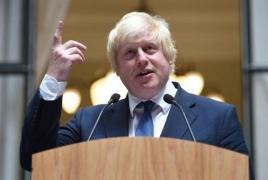 Boris Johnson suspending UK parliament until October