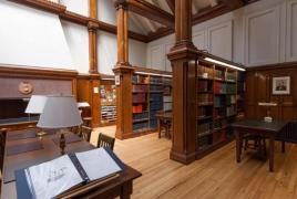Armenian poet Helene Pilibosian's papers now at Harvard archives