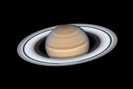 Hubble takes new portrait of Saturn