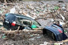 В Испании растет число жертв сильных ливней