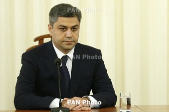 Armenian National Security Service chief resigns