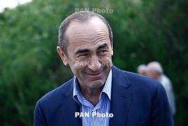 Court rules to keep Armenia ex-President in custody
