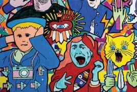 «Ոչ ակնհայտ կարգ». Մոսկվայաբնակ նկարչի անհատական ցուցահանդեսը՝ Երևանում