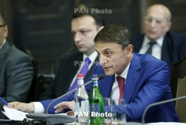 Armenia: Former police chief appointed PM's chief adviser
