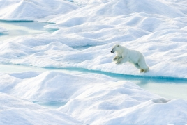 Scientists gear up for a year trapped in Arctic ice