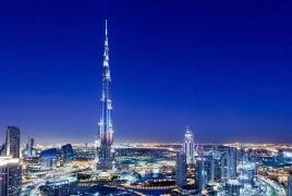 Burj Khalifa to light up in Armenian flag colors on Independence day