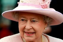 Queen Elizabeth congratulates Armenia on Independence Day
