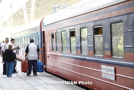 Russia readying to stop servicing Armenian Railways