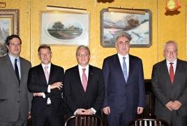 Встреча Мнацаканян-Мамедъяров: РА подчеркнула необходимость возвращения арестованных в Азербайджане армян