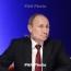 Putin visiting Armenia on October 1, says top Russian diplomat