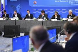 УЕФА проведет Лигу наций сезона 2020-21 в новом формате