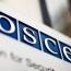OSCE hails Armenia and Azerbaijan's efforts to minimize violence