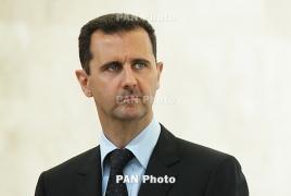 U.S. accuses Assad of chemical attack in Syria's Idlib