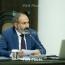 Пашинян следит за ходом стратегических военных учений ВС РА