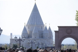 Armenia is now home to the world's largest Yezidi temple