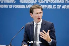 Sebastian Kurz's party wins Austria parliamentary election