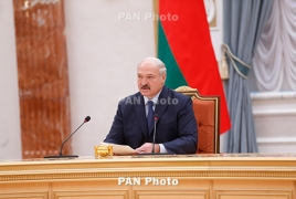 Belarus President to arrive in Armenia for EAEU summit
