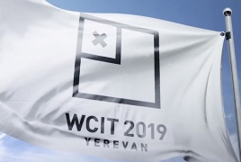 WCIT announces opening speakers for 2019 edition in Yerevan