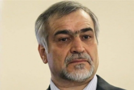 Court sentences Iran president's brother to five years in prison