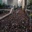 В Гонконге началась новая волна протестов после ранения демонстранта