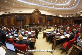 Armenia parliament OKs raising minimum wage by 24% in 1st reading