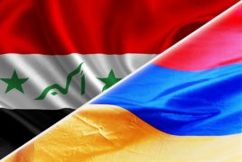 Armenia congratulates Iraq on National Day