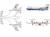 Amphibious aircraft with 1,000 tonnes takeoff weight in the works