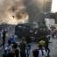 СМИ: Число погибших на протестах в Ираке увеличилось до 65, раненых - до 2000