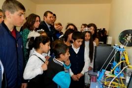 «Արմաթ» կրթական ծրագիրը կարտահանվի Հնդկաստան, Եթովպիա և Աֆղանստան