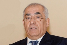 Azerbaijan appoints new PM after Mamedov resigns