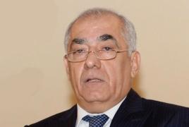 Ալի Ասադովը՝ Ադրբեջանի նոր վարչապետ