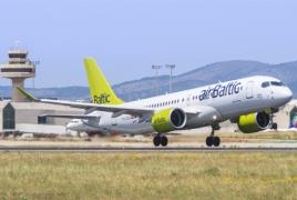 AirBaltic начнет полеты Ереван - Рига
