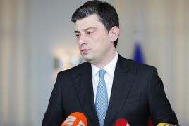 Georgian PM will arrive in Armenia in mid-October