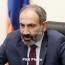 Пашинян примет участие в заседании Совета глав государств СНГ в Туркмении