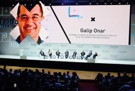 Նորարար տեխնոլոգիաներն ու բիզնեսի զարգացումը. «Կոկա-Կոլա Հելլենիկը» կիսվել է փորձով WCIT 2019-ին