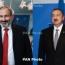 Armenian PM, Azeri President talk Karabakh in Ashkhabad