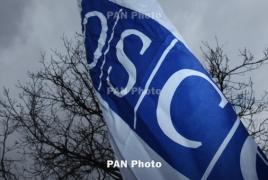 Сопредседатели МГ ОБСЕ отправятся в Арцах