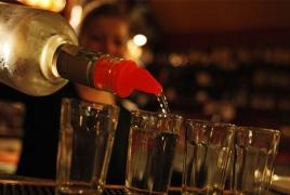 Binge drinking boom observed among older people