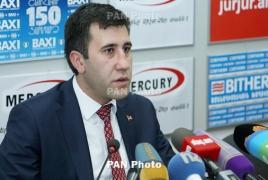 ԱԱԾ են կանչել Թովմասյանի հորն ու դուստրերին