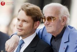 Charles Aznavour's son moves to Armenia